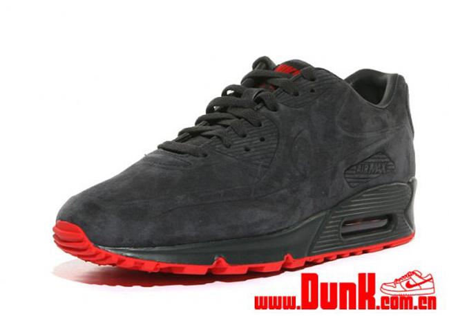 designer fashion 4d5fe 36057 995e7 f24c7  new zealand nike air max 90 vt anthracitemax orange 34f90 57610