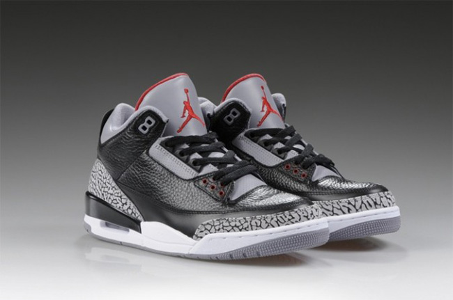 Nike Air Jordan Retro 3 Ciment