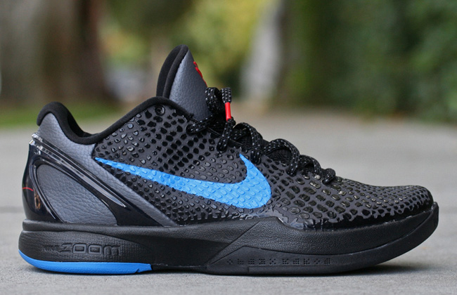 best loved 86ba8 a064d ... Nike Zoom Kobe VI (6) Blue Glow Chilling Red ...