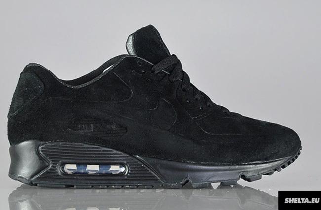 online retailer a89e6 07f5e Nike Sportswear Air Max 90 VT   Black - OG EUKicks Sneaker Magazine