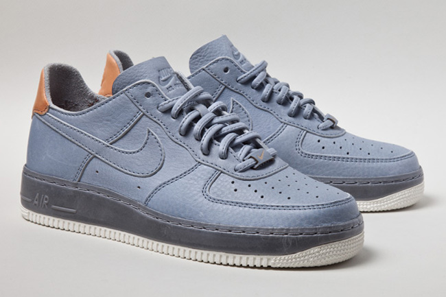 on sale 24441 54b8f ... promo code for nike air force 1 bespoke âœback to basicsâ light blue  8af45 21df0