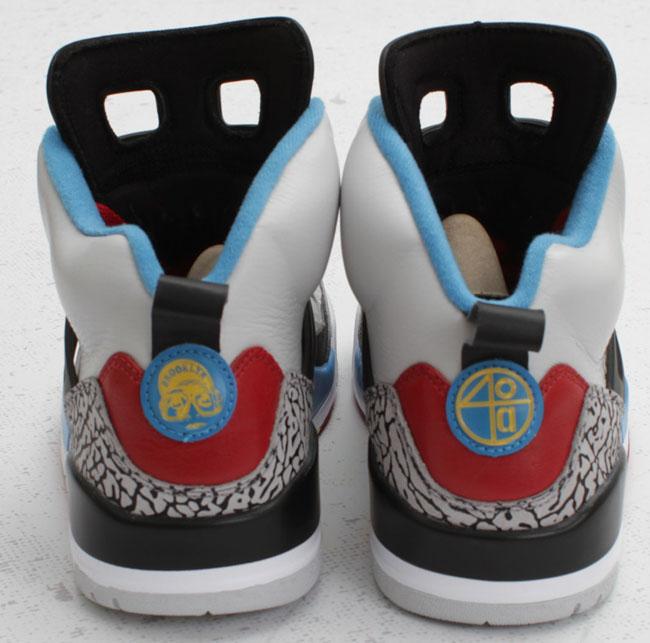 finest selection 1777f 1fe20 Air Jordan Spizike Bordeaux - One Last Look  Jordan Spizike ...