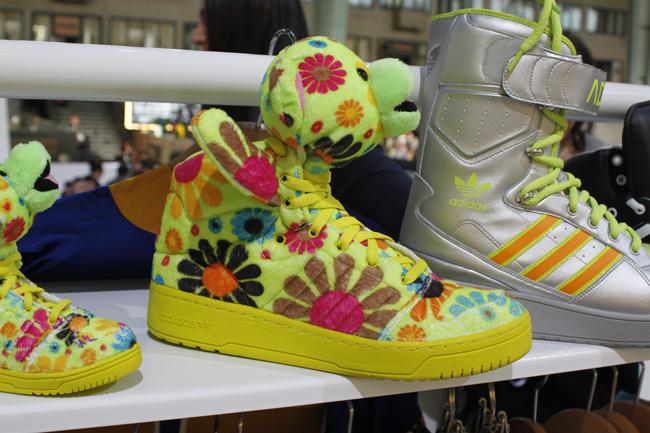 ... great quality 9a62b 2ee1d Jeremy Scott x adidas Originals FallWinter  2012 ... 4c0e2d14a706