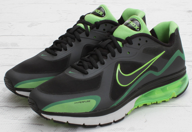 sports shoes 649d2 2891f Nike Air Max Alpha 2011+ Green Anthracite .. ...
