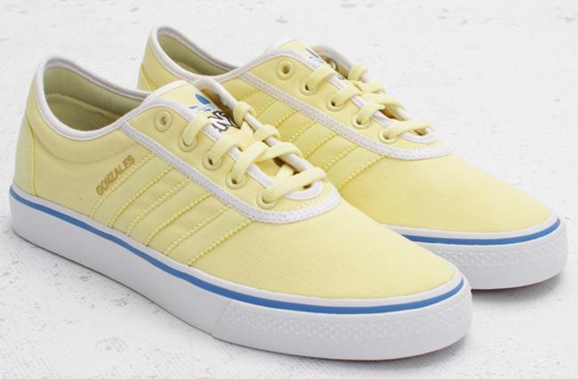 watch f134a 69076 adidas Skateboarding adi Ease Gonz   Yellow   Pool - OG EUKicks Sneaker  Magazine