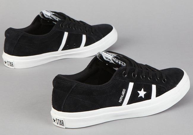 85231917422e converse skate pappalardo pro ox black white