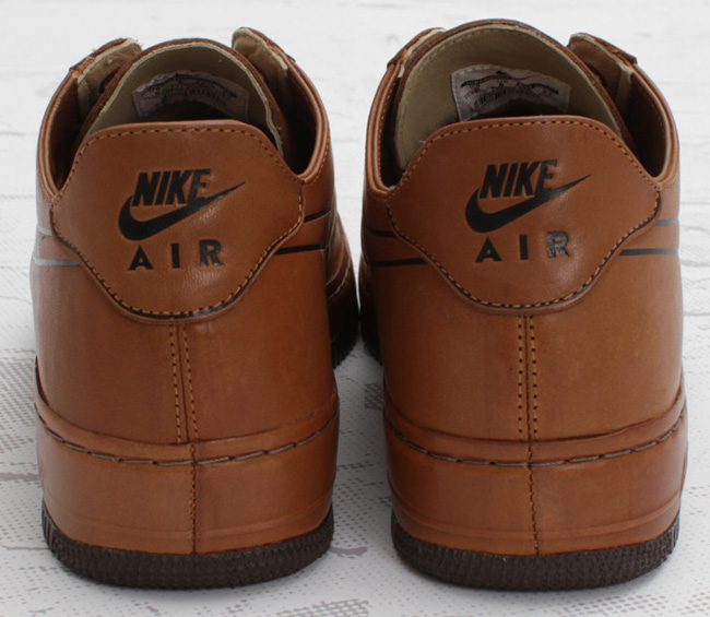competitive price c7859 75fc7 Nike Air Force 1 Low Supreme DS | Hazelnut - OG EUKicks Sneaker Magazine