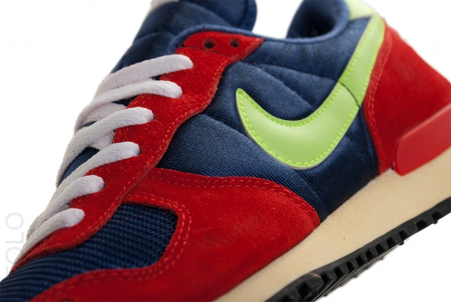 promo code eb7fc b461c Nike Air Vortex Vintage   Lyon Blue, Chilling Red   Lime