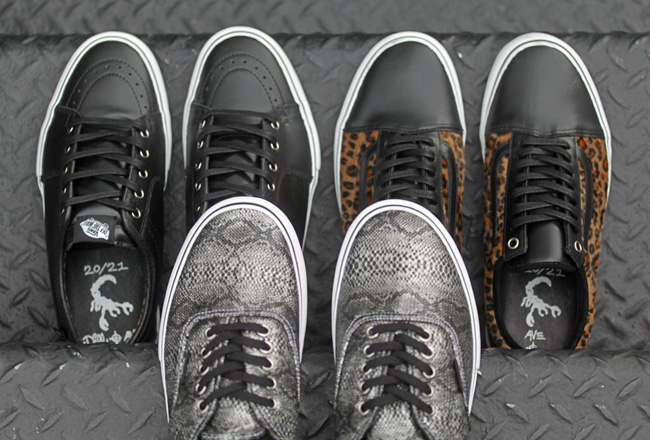 e8c296e38e ... Vans Syndicate x Anthony Van Engelen x Jason Dill Authentic