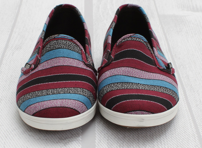 1ce7303b6eb7c7 Vans Guate Stripe Slip-On Lo Pro News - OG EUKicks Sneaker Magazine