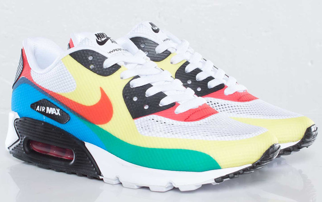 Nike Air Max 90 Hyperfuse PRM NRG What The Max Pack Olympic