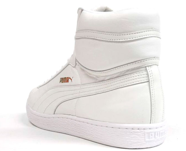 all white high top pumas Sale dc01e861d
