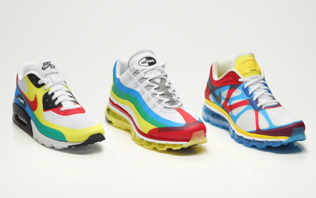 brand new 95250 81e37 ... cheapest nike air max 90 hyperfuse prm nrg what the max pack olympic  nike sportswear b90a3