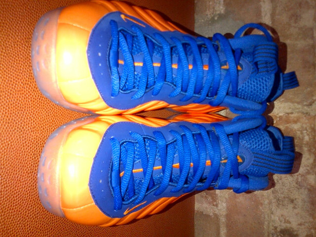 new style 8d513 6d911 ... wholesale spike lee x nike air foamposite one new york knicks 23bf7  7dd52