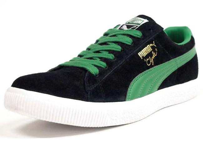 c95829f51dc puma clyde script black green