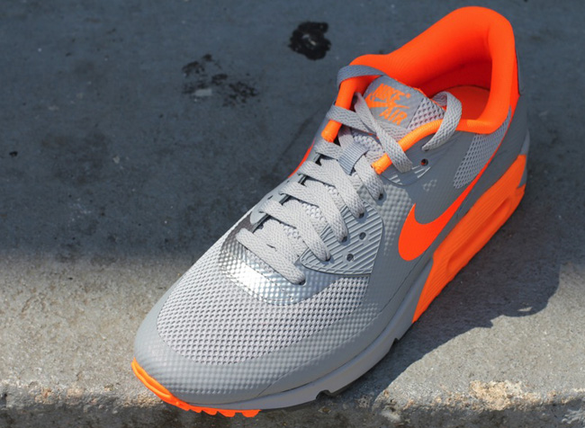 low priced 5a3ba 82729 ... grey orange d985e 35543 inexpensive nike air max 90 hyperfuse stealth  total orange .