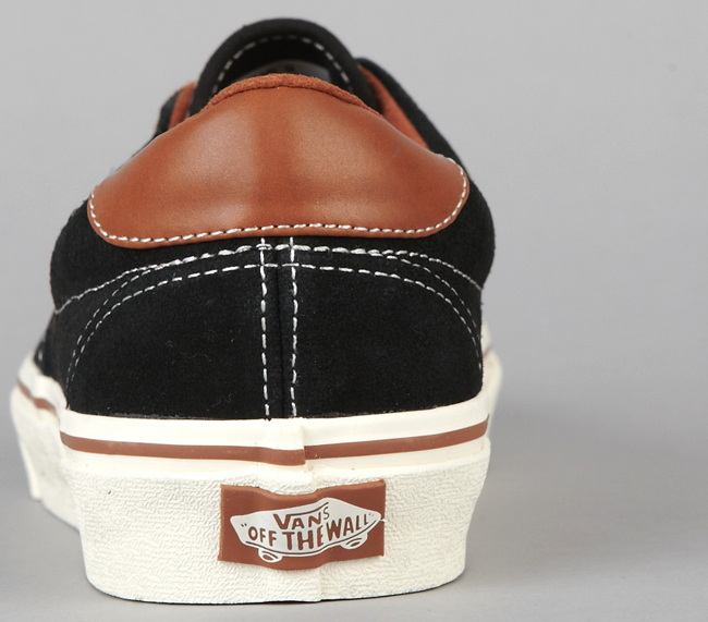 vans black and brown
