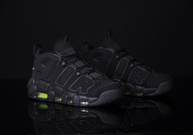 Nike Air More Uptempo | Volt Pack