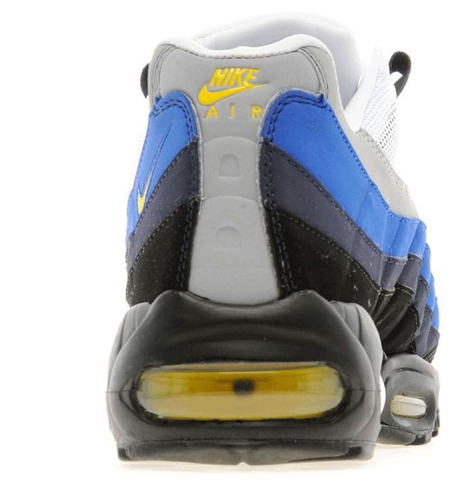 sale retailer 012e9 77ad5 Nike Air Max 95 | Blue & Yellow - OG EUKicks Sneaker Magazine