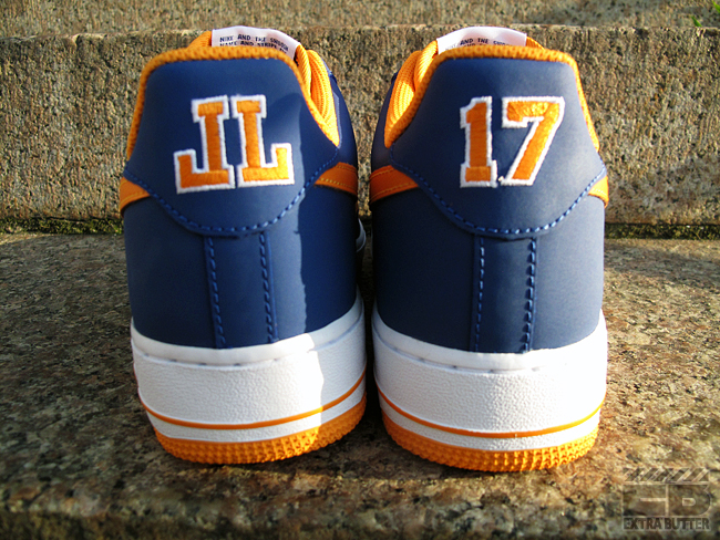 san francisco d9f92 eaf62 ... Jeremy Lin x Nike Air Force 1 Low .. ...