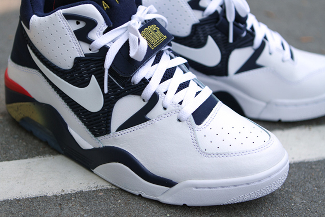 timeless design 9884c aaa2b Nike Air Force 180 One of many Olympic ...
