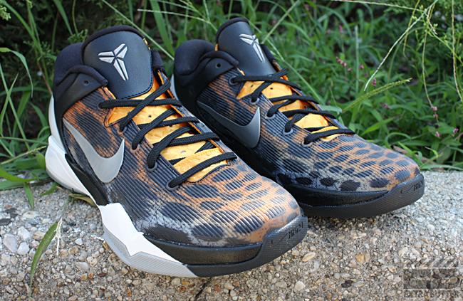 """19221d9297b4 Nike Zoom Kobe VII (7) System """"Cheetah ..."""