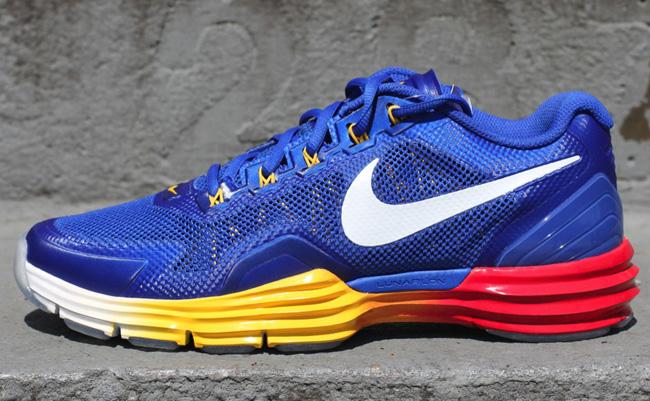 Manny Pacquiao x Nike Lunar TR1