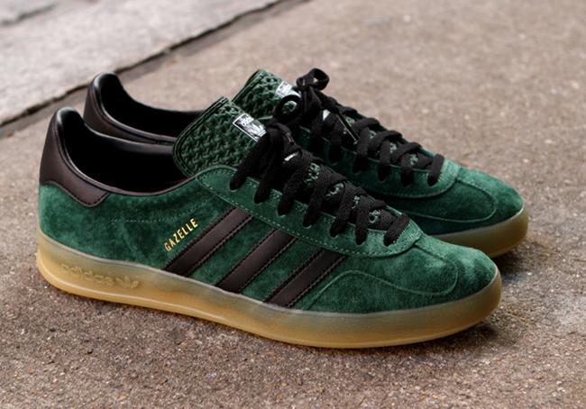 ... adidas Gazelle Indoor | Dark Green