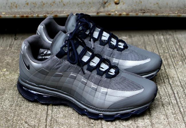 quality design 5631b 7fbf3 Nike Air Max 95+ BB (Hyperfuse) Dark Grey .