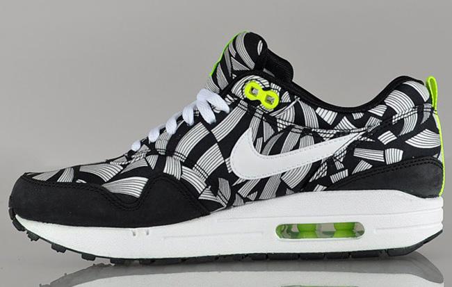 Liberty WMNS 1 Air Nike Kicks Sneaker amp; Noir EU x Max Volt 4rw4U