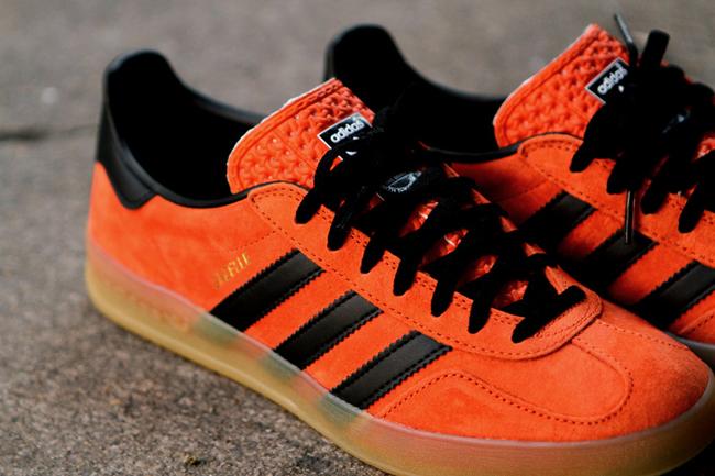 adidas indoor gazelle orange