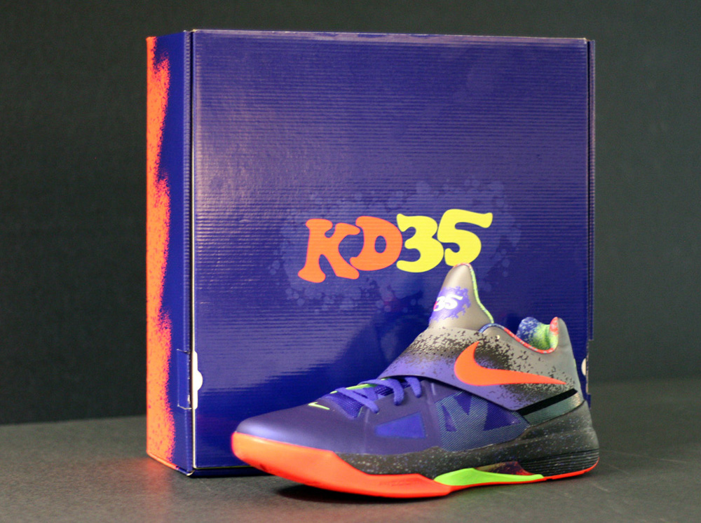 watch 275cb 05ce8 Zoom KD IV   Nike Basketball 1992-2012  20 Designs That Changed The Game
