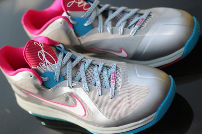 pretty nice fce50 b2de5 Nike LeBron 9 Low WBF