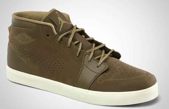 Air Jordan V.1 Chukka | Light Olive, Filbert & Natural ...