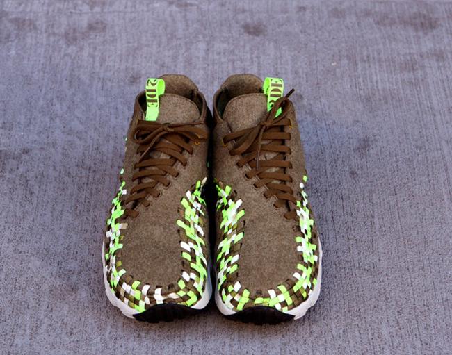 brand new 61561 ba797 Nike Air Footscape Woven Chukka Motion