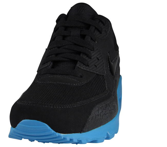 finest selection 9f0fd 38946 ... Blue Glow – Elephant Nike Air Max 90 ...