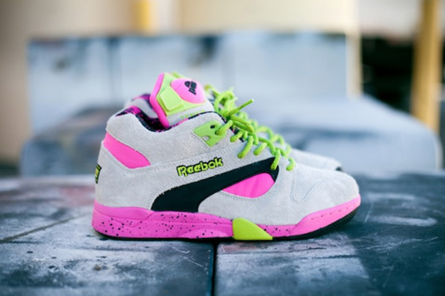 reebok pump womens shoes