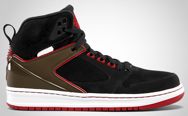 Jordan Sixty Club. Jordan Sixty Club Black/Gym Red-Olive