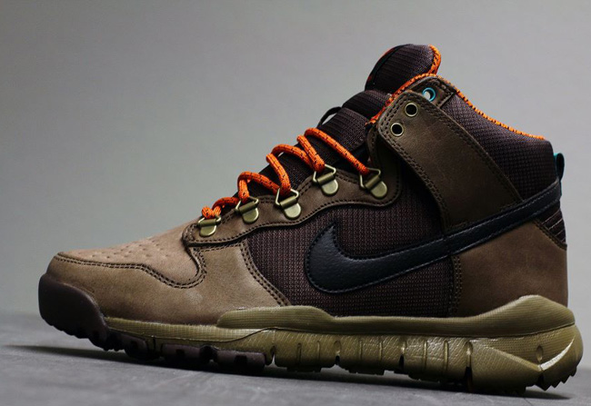 Nike Dunk High OMS (Off Mountain Series)