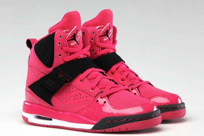 3faf4e18410 all pink jordan flights