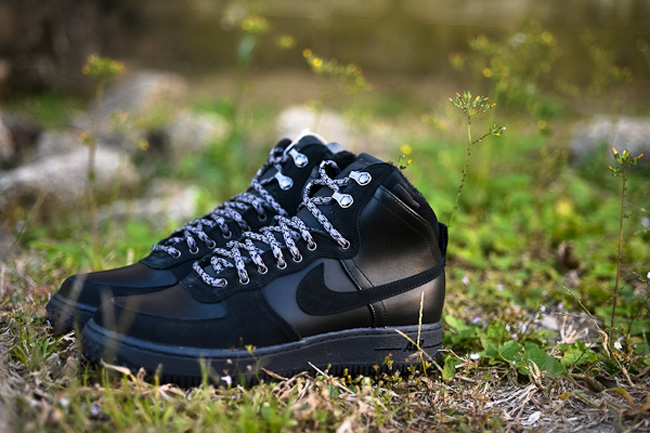 quality design 79946 a78e8 Nike Air Force 1 High DCN Military Boot Black .