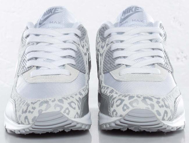 Nike Wmns Air Max 90 Neige Léopard faire du shopping populaire en ligne dZ5jE8EBR