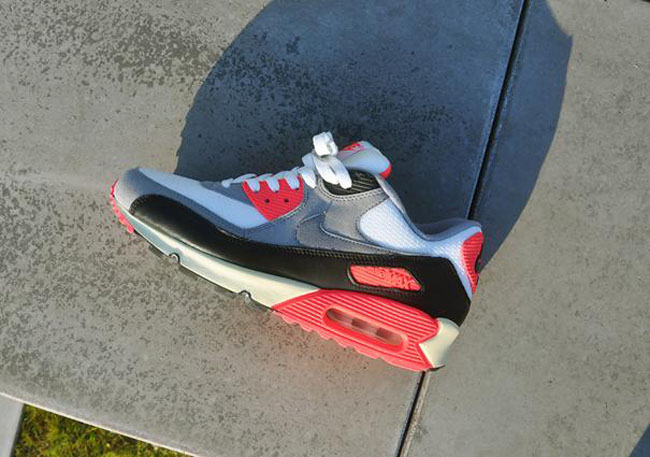 """Nike Air Max 90 OG VNTG """"Infrared"""""""