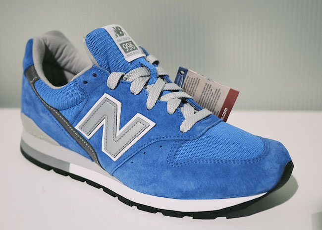 Spring 2013 Preview: New Balance 996