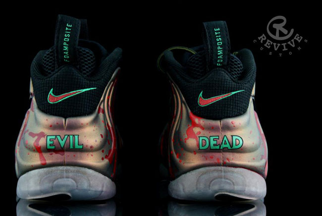 on sale 5fbad 2862d Nike Air Foamposite One Custom News - OG EUKicks Sneaker ...
