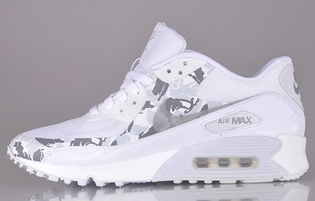 sale retailer d7831 441eb nike air max 90 white camo