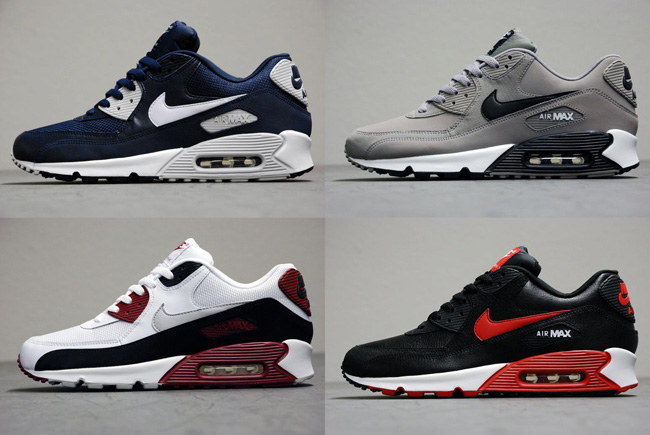 quality design 0cdb9 ac6ad January 2013  Nike Air Max 90 Essential - OG EUKicks Sneaker Magazine