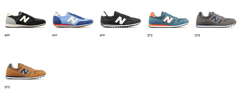 new balance 373 574 difference