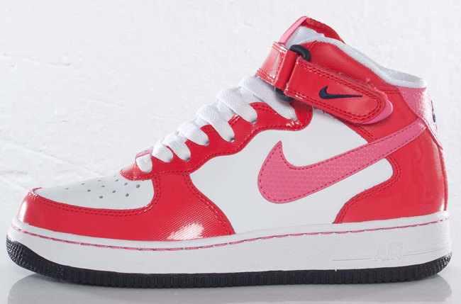 Nike Air Force 1 Mid Gs Saint Valentine S Day 2013 Eu Kicks