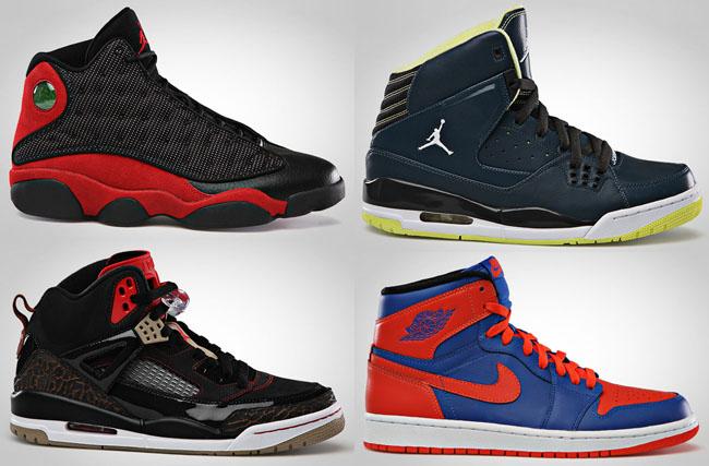 Calendrier De Publication Air Jordan 2013
